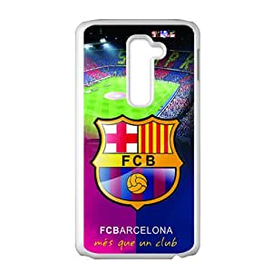 FCBARCELONA New Style High Quality Comstom Protective case cover For LG G2