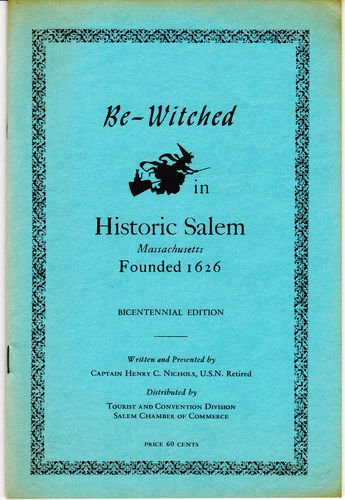 Be-Witched in Historic Salem