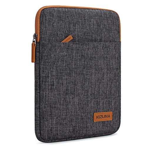 KIZUNA 8 Inch Tablet Sleeve Case Shockproof Water-Resistant Bag for 7.9