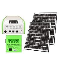 Nature PowerPak 1800-Watt Portable Solar...