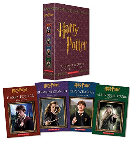 Harry Potter: Cinematic Guide Collection Hardcover Only $9.59 (Was $35.96)