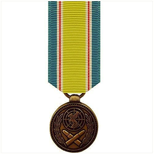- Vanguard Miniature Medal: Republic of Korean WAR Service NO Device