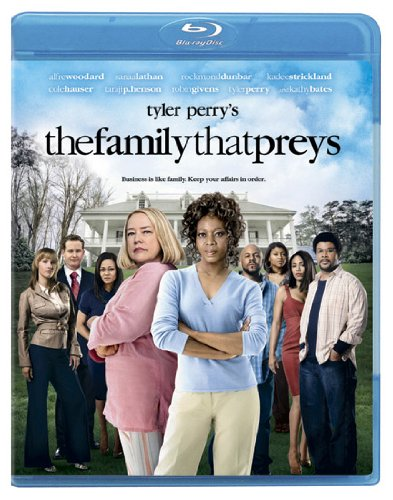 The Family that Preys [Blu-ray]