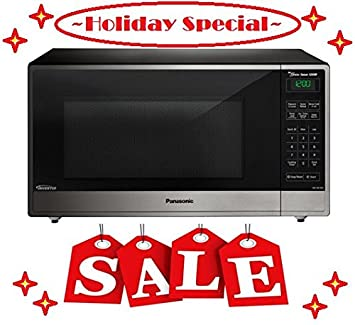 Used panasonic microwave parts
