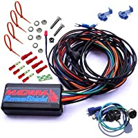 Magnum Remusshield Finger Touch Immobilizer Vespa TPH 80 Typhoon - Finger Sense Anti-Theft Module