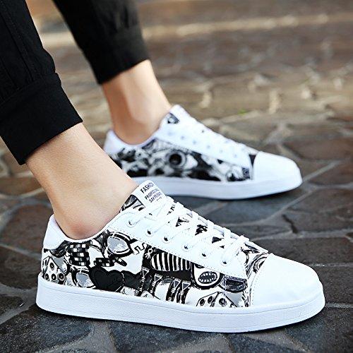 sports nbsp;Spring White GUNAINDMX nbsp; shoes wild black summer men's SY7qTgw