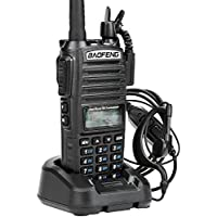 BaoFeng UV-82 Dual Band (VHF/UHF) Analog Portable Two-Way Radio
