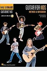 Guitar for Kids Method & Songbook: Hal Leonard Guitar Method Paperback