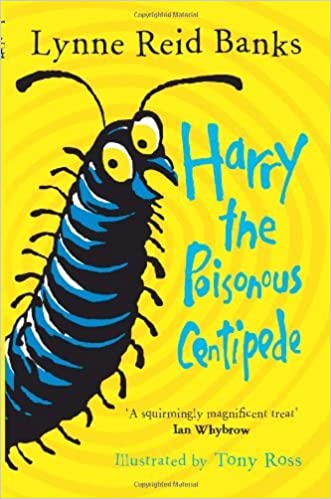 Book Harry the Poisonous Centipede: A Story to Make You Squirm by LYNNE REID BANKS ILL (2012-08-01)