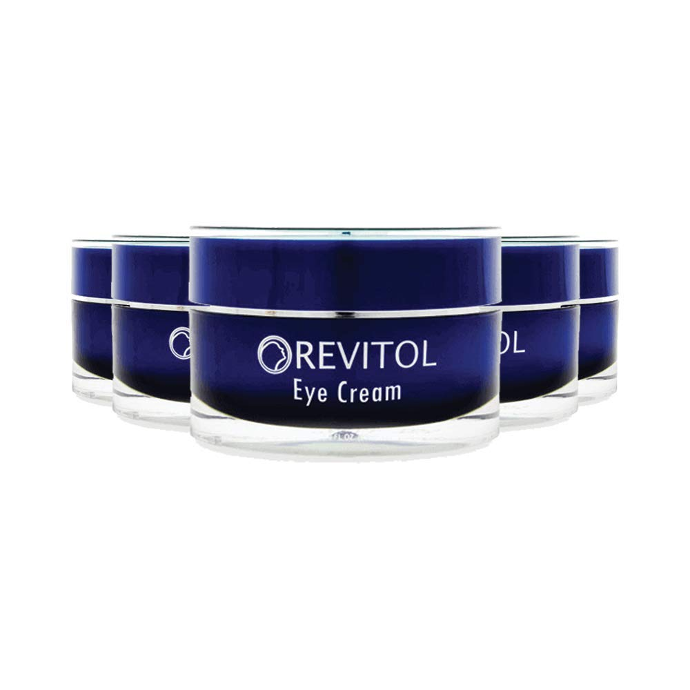 Amazon Com Revitol Eye Cream Treatment For Tired Eyes And Dark