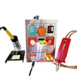 Boshi Electronic Instrument® 709A LED Pulse Battery Spot Welder Spot Welding Machine 110V/220V Supply Voltage for 18650 16430 14500 battery pack