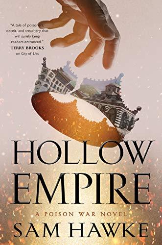 Book Cover: Hollow Empire: A Poison War Novel