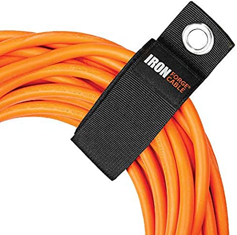 and More 6 Inch Stretchy Hook and Loop Cinch Straps for Power Cables 12 Pack of Elastic Storage Straps Hoses Extension Cord Wrap Organizer Ropes