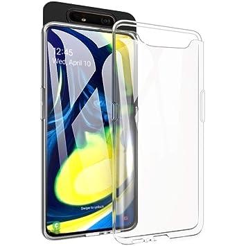 Beetop - Carcasa para Samsung Galaxy A80 (TPU): Amazon.es: Electrónica