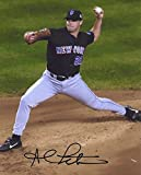 Al Leiter, New York Mets, Signed, Autographed, Baseball 8X10 Photo, a Coa with the Proof Photo of Al Signing Will Be Included.