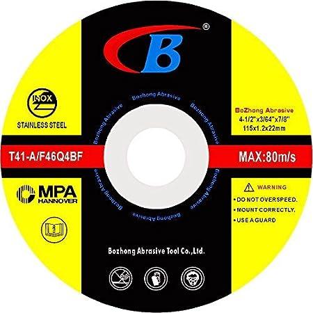 "5/"" 20Pcs Thin Cutting Disc Abrasive Cutting Disc Resin Material Cut Off Wheel"