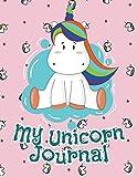 My Unicorn Journal: Cute Notebook Journal V44