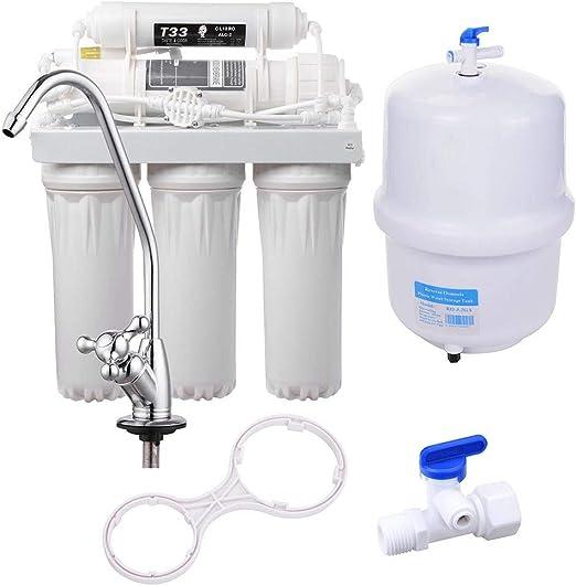 Amazon.com: yescom 5-stage Filtración Sistema de filtro de ...