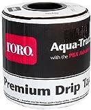 Toro Aqua-Traxx - 5/8'' Drip Tape, 8 mil, 8'', 0.34 GPM/100', 2, 000' - EA5080834-200, Plastic