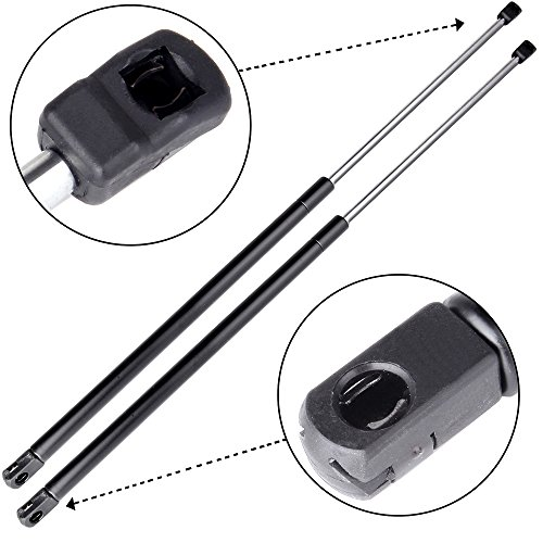 ECCPP Lift Supports Front Hood Struts Gas Springs Shocks for 2007-2011 Toyota Camry Set of 2 - Toyota Shocks Struts