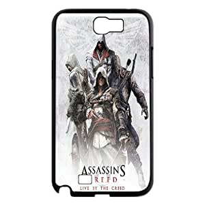 Assassins Creed Logo for Samsung Samsung Galaxy Note 2 N7100 Case Cover ATR061420