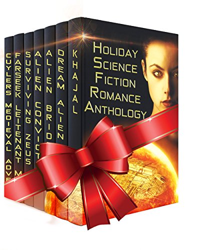 2017 Holiday SFR Anthology Soulmates Edition: Aliens and Cyborgs and Drogons ohhhh my