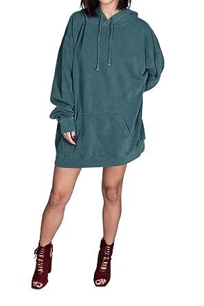 Cosmic Saint Grey Unisex Oversized Hoodie Long Plain Trendy Fashionista