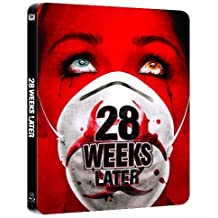 28 Weeks Later UK Limited Blu-ray Steelbook Edition Region B