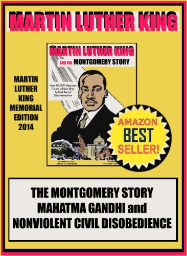 Martin Luther King, The Montgomery Story, Mahatma Gandhi, and Nonviolent Civil Disobedience, Memorial Edition 2014, Retro Comics 5, Historical Biography 1 . ()