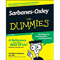 Sarbanes-Oxley For Dummies (English Edition)