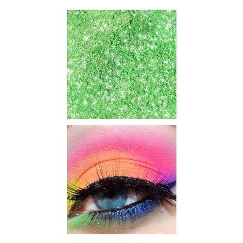 Sugarpill Cosmetics Elektrocute Neon Pigment, Sparkage