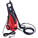 Goplus Electric High Pressure Washer 2030PSI, 2000W,1.76GPM Power Jet Sprayer