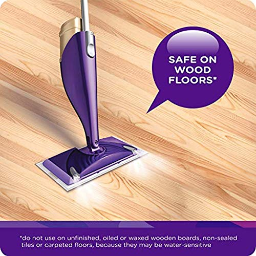 Swiffer Wetjet Heavy Duty Mop Pad Refills for Floor Mopping and Cleaning, All Purpose Multi Surface Floor Cleaning Product, 20 Count (Packaging May Vary) - 2 Pack by Swiffer (Image #6)