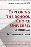 Exploring the School Choice Universe, , 1623960436