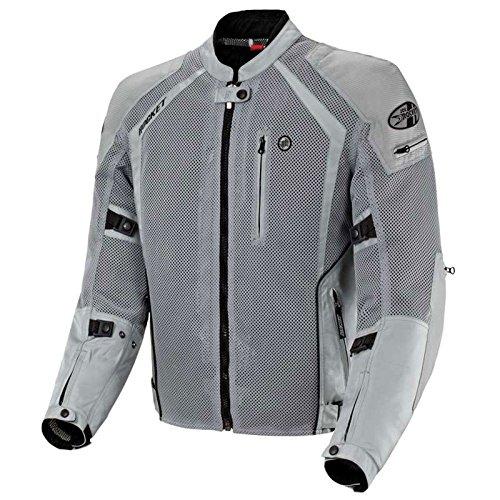 Joe Rocket Men's Phoenix Ion Silver Jacket 1516-4513