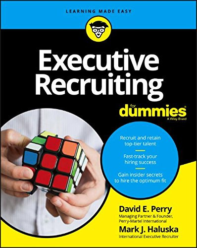 executive-recruiting-for-dummies-for-dummies-business-personal-finance