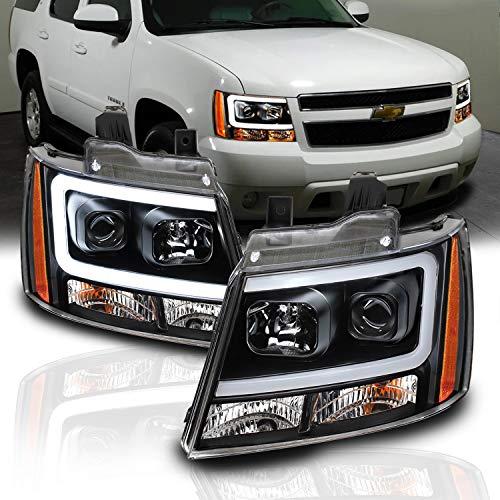 08 chevy suburban headlight - 3