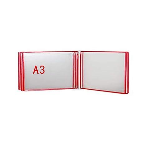 QSJY File Cabinets Carpeta de visualización de Documentos a3 ...
