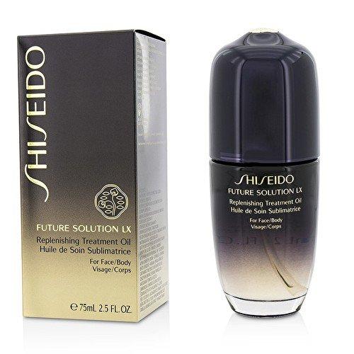 Shiseido Future Solution Lx Replenishing Treatment Oil, 2.5