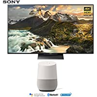 Sony XBR-65Z9D 65-inch 4K Ultra HD LED TV with Google Home (White)