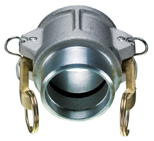 "Kuriyama BW-ALB800 Aluminum Part B Female Coupler, 8"", 50..."