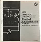 1996 BMW 318ti (E36/5) Electrical Troubleshooting Manual Original