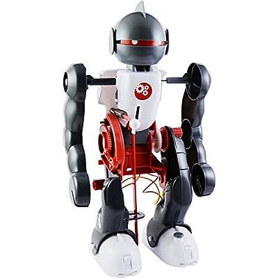 ELSKY Tumbling Robot Kit, Science Walking Robot Toy Kit, DIY Robot Toy Education Kit for Kids