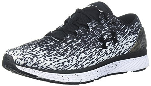 Nero Bandit Under Armour Running Ua Ombre Charged bianco 3 Scarpe Uomo pwtqw