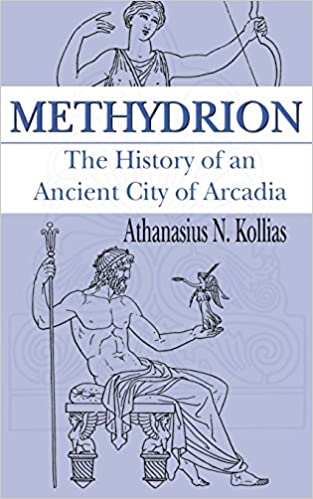 Book Methydrion: The History of an Ancient City of Arcadia