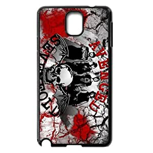 Famous Avenged Sevenfold Theme Series Best Sale Phone For Samsung Galaxy Note 3 N9000 Plastic Back Case (2)