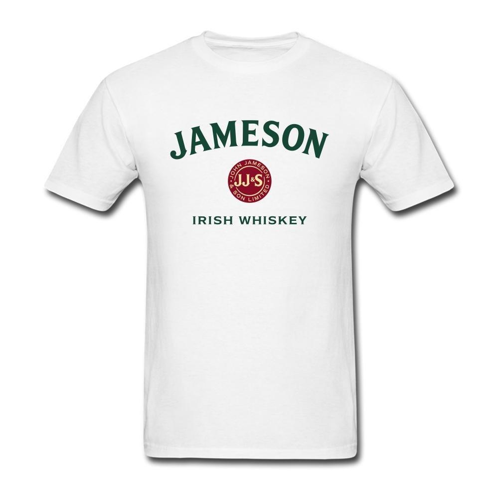 Simshirt Jameson Logo Short Sleeve T Shirt 2954