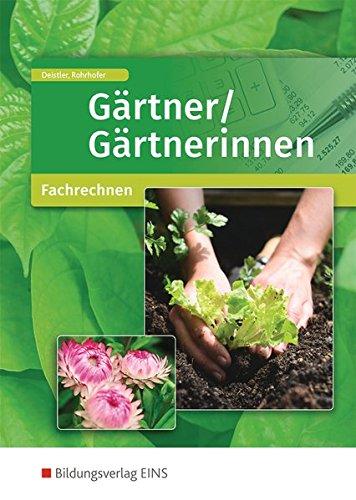 Gärtner/Gärtnerinnen: Fachrechnen: Schülerband
