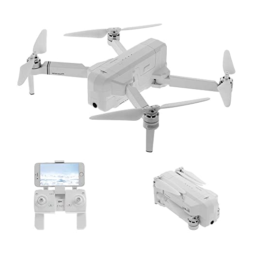 Hatime F11 5G WiFi FPV GPS RC Drone with 1080P 120° Wide Angle ...