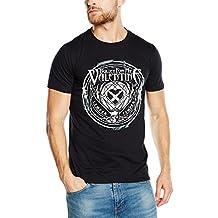 Bullet For My Valentine Men's Time To Explode T-shirt Black